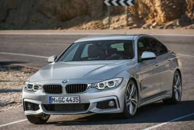 BMW serii 4 Gran Coupe 418d Steptronic Sport
