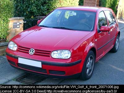 Volkswagen Golf IV 1.9 TDI (PD)