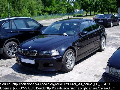 Bmw Seria 3 E46 M3 Autofrajdapl