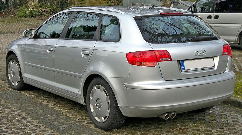 Audi A3 Ii 16 Autofrajdapl