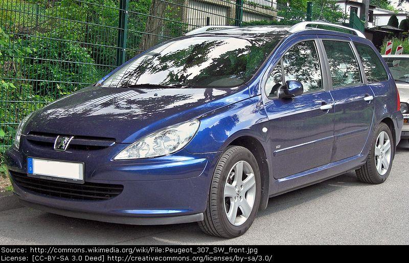 Peugeot 307 2 0 Hdi 109km Autofrajda Pl