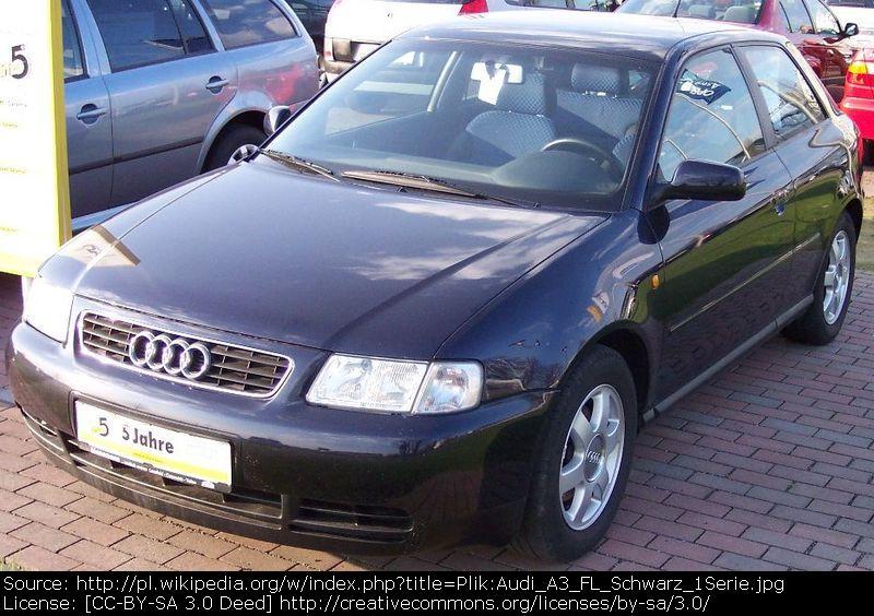 Audi A3 16 1996 2000 Autofrajdapl