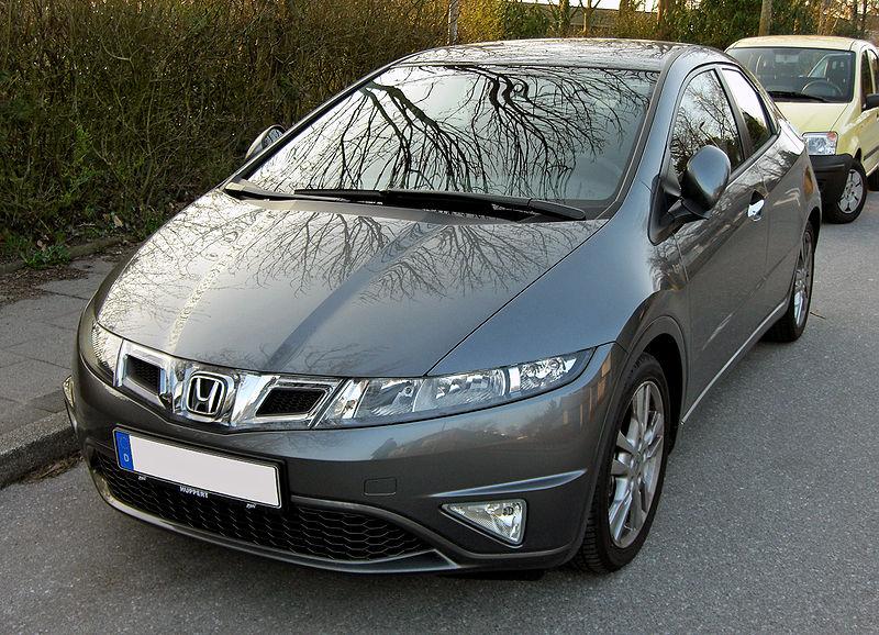 Honda Civic Viii Fl 1 8i Vtec Autofrajda Pl